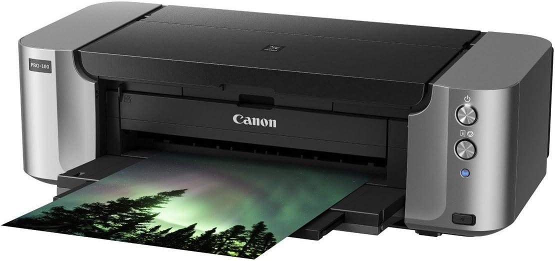 激安挑戦中 CANON PIXMA Pro-100 Wireless 大好評です Color Inkjet Pro Printer Airpr with