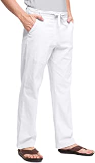Best white trousers men Reviews