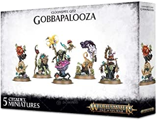 Games Workshop Warhammer Age of Sigmar: Gloomspite Gitz Gobbapalooza