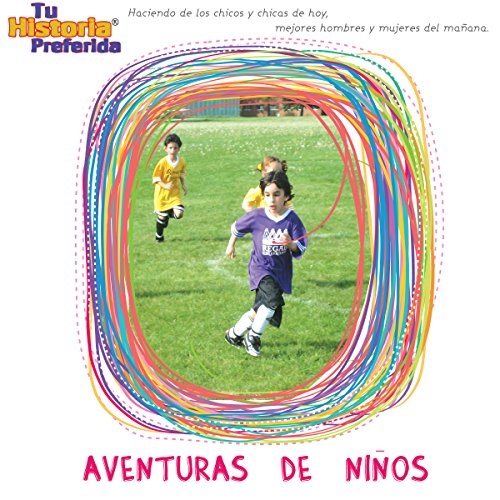 Aventuras de Ni?os [Children's Adventures (Texto Completo)] audiobook cover art