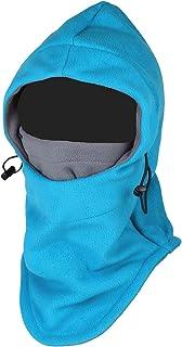 Warm Fleece Balaclava Ski Bike Full Face Mask Neck Warmer Winter Sports Cap