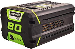 Greenworks 80V 2.5Ah Lithium Ion Battery, GBA80250