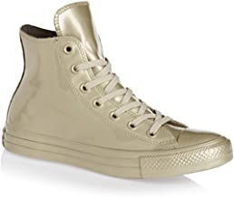 Converse Ct All Star Metallic Rubber Womens Trainers