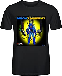 Mr. Win The Megas Megatainment Men Tees