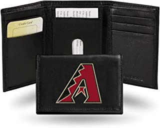 Rico Industries MLB Embroidered Trifold Wallet