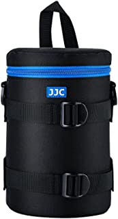 JJC Deluxe Lens Case Pouch for Canon EF 70-200mm f4L USM/EF 70-300mm f4-5.6L IS USM,Nikon AF-S NIKKOR 70-200mm f/4G ED VR and other Lenses below 4.45