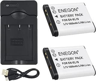 Best coolpix s6500 battery life Reviews