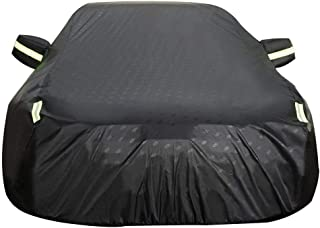 KTYXDE Oxford Cloth Cover for Subaru Forester New Inland Tiger Impreza XV Old Car Model Car Cover (Size : Forester)