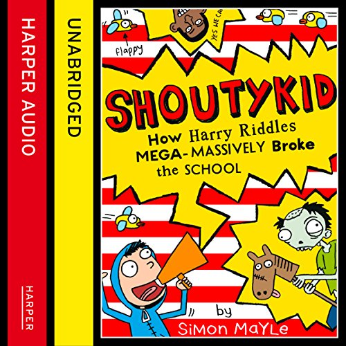 How Harry Riddles Mega-Massively Broke the School cover art