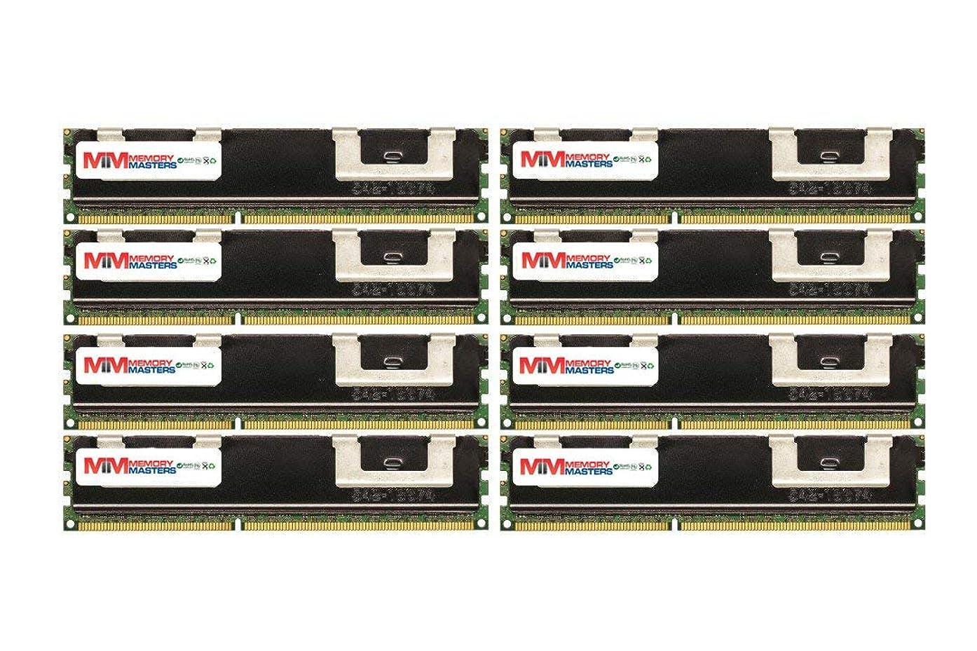 フォアマン睡眠火山MemoryMasters 16GB (8X2GB) 認定メモリ IBM System x3650 7979 39M5791 DDR2 667MHz PC2-5300 完全バッファ
