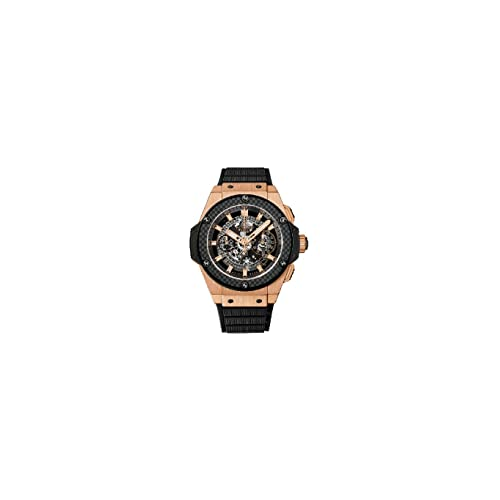 Hublot King Power Unico King Gold Carbon Automatic Chronograph 18K Gold - 701.OQ.