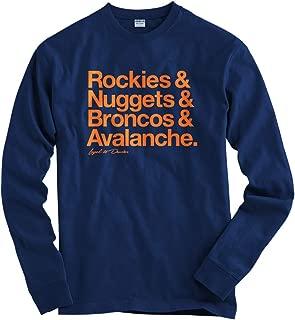 Smash Transit Men's Loyal to Denver Long Sleeve T-Shirt