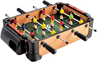 Large Wooden Indoor Football Table Double Game Desktop Board Game Children's Sports Toys Educational Parent-Child Interactive Toys