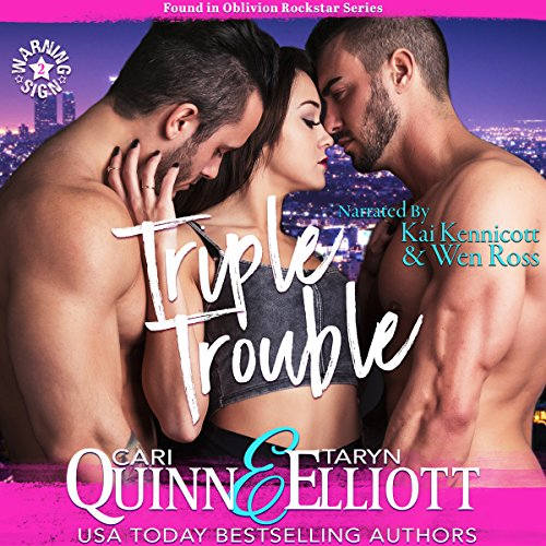 Triple Trouble cover art