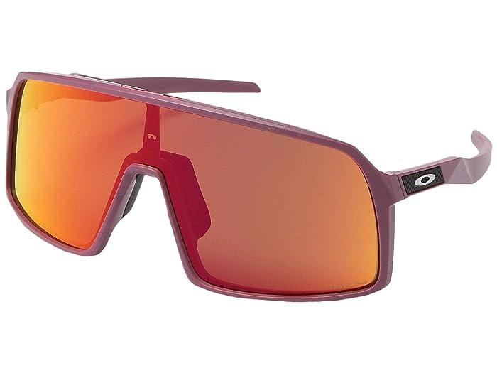 Oakley Sutro (Matte Vampirella w/ PRIZM Ruby) Fashion Sunglasses