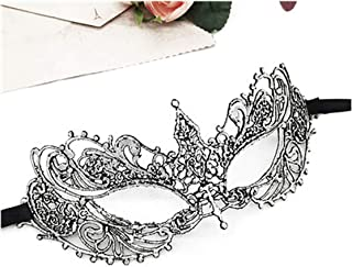 Women Girls Lace Masks for Masquerade Costume Party Supplies Lace Mask Decoration