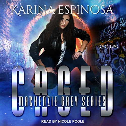 Caged audiobook cover art