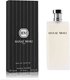 Hanae Mori Eau de Parfum Spray for Men, 1.7 Fluid Ounce