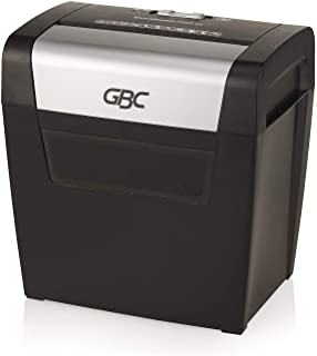 GBC ShredMaster Small Home Office Shredder, PX08-04, Cross-Cut, 8 Sheets (1757404)