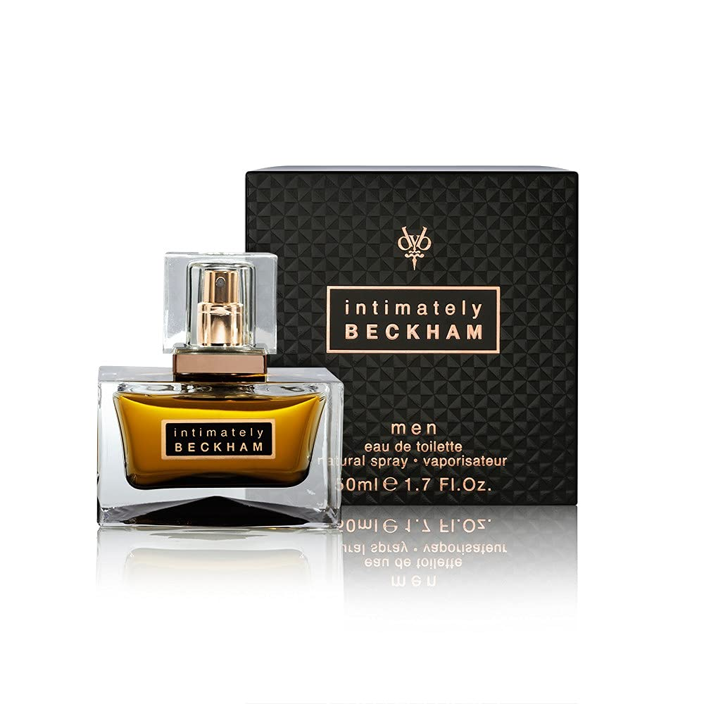 David Beckham Intimately Beckham Eau De Toilette Perfume for Men, 75 ml