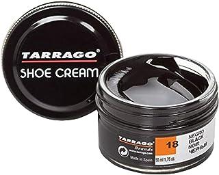 [タラゴ] 色づきの良い靴クリーム シュークリーム 50ml 靴磨き 乳化性 保湿 補色 ツヤ出し メンズ