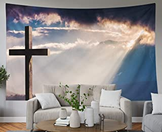 Best christian tapestry wall decor Reviews