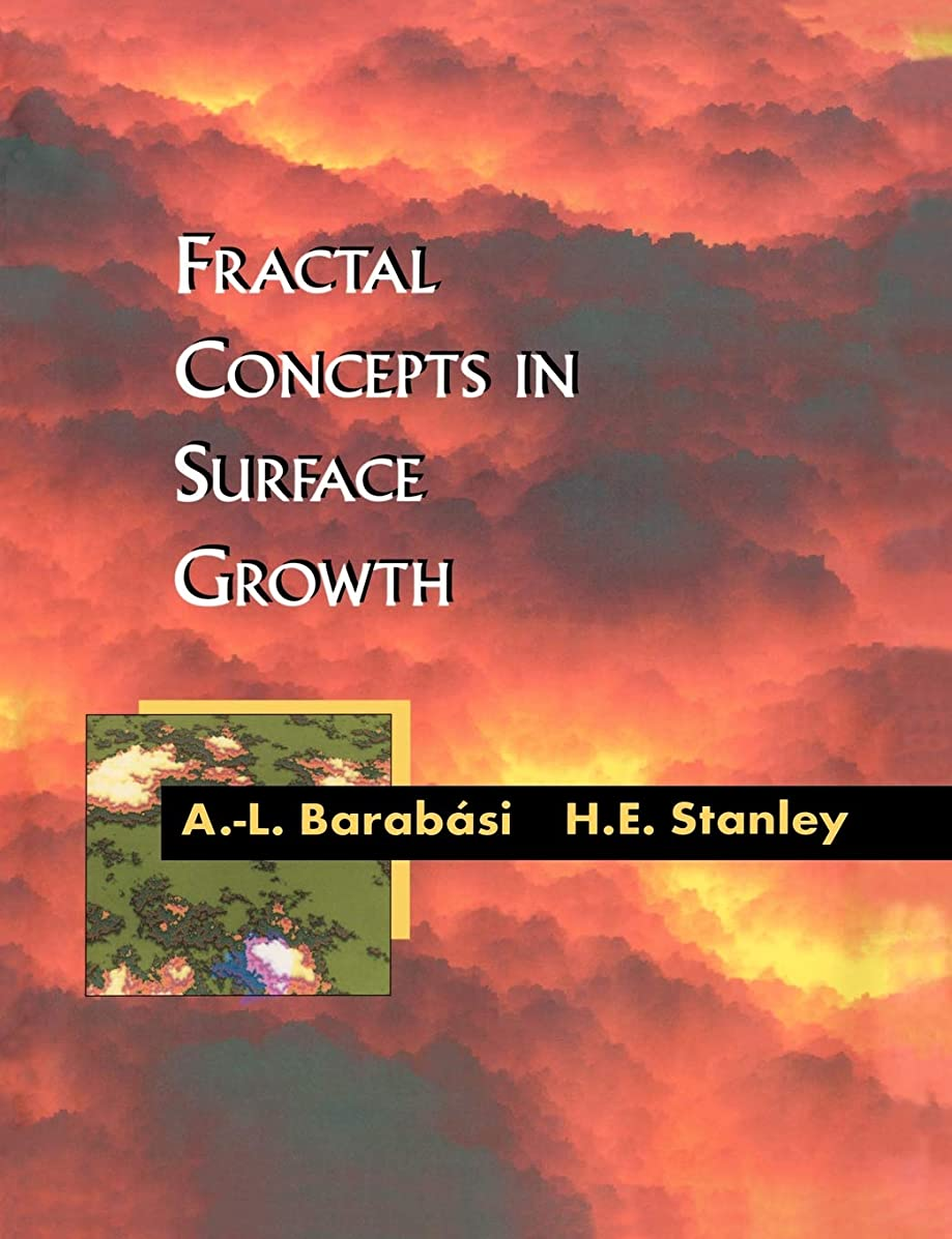 のど教え赤字Fractal Concepts in Surface Growth