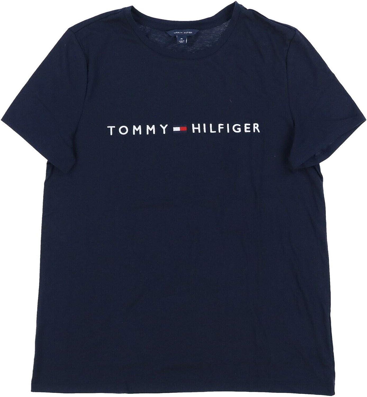 Tommy Hilfiger Women's New Line Crew-Neck T-Shirt