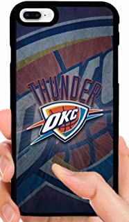 OKC Layered Logo Basketball Phone Case Cover - Select Model (iPhone 6 Plus)