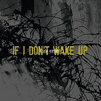 If I Don't Wake Up