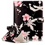 Trio AXS 7.85' Universal Tablet Case,JLTL Marble PU Leather Unique Design Flip Case Kickstand Universal Tablet Cover for Trio AXS 4G 7.85 INCH