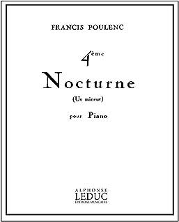 Francis Poulenc: Nocturne No.4 in C Minor 'Bal Fantme' (Piano Solo) Piano