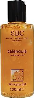 SBC Skincare Gel Calendula, 100 ml - Ringelblume Hautpflege Gel