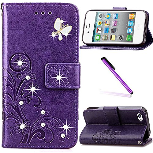 iphone 5c wallet protective case - 6