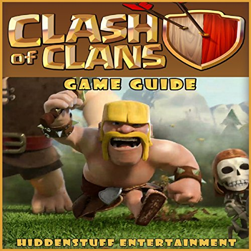 Clash of Clans Game Guide audiobook cover art
