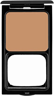 Cream to Powder Foundation Compact by Sacha Cosmetics, Best Natural Matte Makeup to give Flawless Looking Skin, Medium to ...