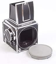 500CM Chrome Film Camera Body for HASSELBLAD W/Waist Level Finder, Medium Format
