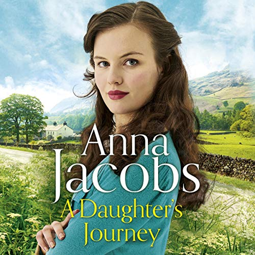 A Daughter's Journey audiobook cover art