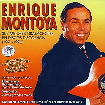 Enrique Montoya. Sus Mejores Grabaciones En Discos Discophon (1971-1972)