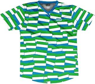 Ultras Sierra Leone Party Flags Soccer Jersey