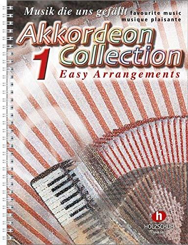 Akkordeon Collection 1: Musik die uns gefällt