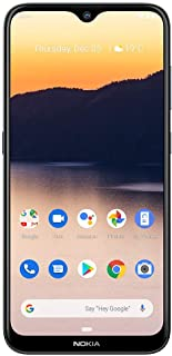 Nokia 2.3 Fully Unlocked Smartphone with AI-Powered Dual Camera and Android 10 Ready, Charcoal (AT&T/T-Mobile/Cricket/Trac...