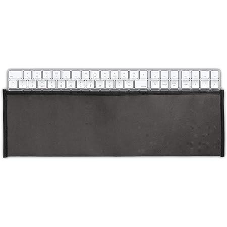 - Rost H/ülle Tasche aus echtem Wollfilz WildTech Sleeve f/ür Apple Magic Keyboard mit Ziffernblock Handmade in Germany MQ052