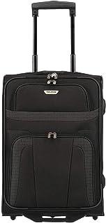 Travelite walizka na bagaż podręczny z 2 kółkami, czarny (czarny) - 82772