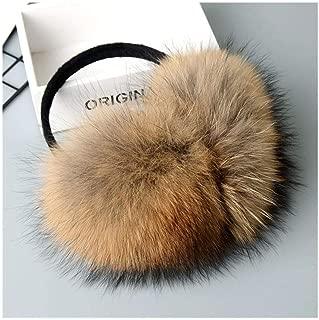 QHDM 1 para Erwachsene Frauen Mann Winter Earbags Bandless Ear Warmers Ohrensch/ützer Warm Ear Cover