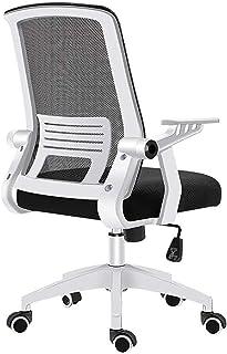 Speciell/Enkel Justerbar rullande svängstol för konferens Kvinnor Vuxna, Mesh Executive Office Chair, Modern Mid Back Desk...