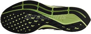 Nike Men's Zoom Pegasus 35 Flyease Running Shoe (10, Balck/White-Burgundy)