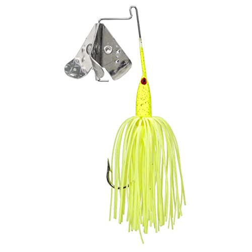 839ff76d552 Strike King Lures Tri-Wing Mini Buzz Bait (Chartreuse