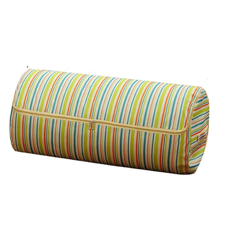 排泄物誠意膨らませる良いも 布団収納袋 掛け布団 敷き布団 毛布 収納袋 円筒型 円柱型 収納ケース 収納ボックス 持ち手 水洗い可 持ち運び便利 ほこり 汚れ 防ぐ 梅雨対策 快適収納