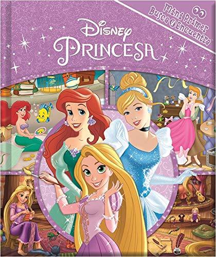 Mini primer busca y encuentra. Princesas (LM1LF)